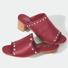 8e31f87ebd7bb9 Night Studded Sandals. Brighton. Complementing our Pretty Tough ...