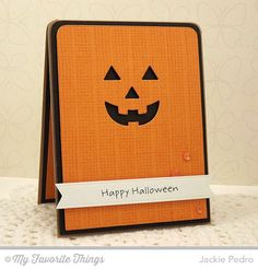 MFT September Creative Challenge - Halloween Happenings