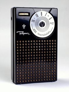 "Transitor Radio -- It just wasn't Christmas when I was little if someone didn't get a transistor radio.  We really thought we were ""hot snots"" when we got these!!  The Good 'Ol Days!!"