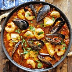 01011991 Mediterranean Seafood Stew Zarzuela de Pescado Spain on a Fork Seafood Fork Mediterranean Pescado seafood soup Spain Stew Zarzuela Seafood Diet, Healthiest Seafood, Seafood Recipes, Cooking Recipes, Healthy Recipes, Mixed Seafood Recipe, Shellfish Recipes, Fish And Seafood, Delicious Recipes