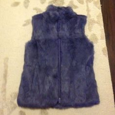Express Rabbit Fur Vest