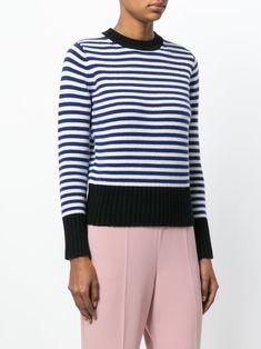 53de2ac538 Max Mara Striped Knit Sweater - Farfetch