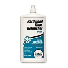 Basic Coatings Hardwood Floor Refinisher will help to restore wood floor and bring them back to life. This satin finish is easy to use and the results will amaze!