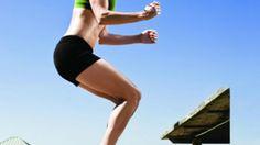 Free Cardio Workout Video: Fat-Burning Tabata Training -Shape Magazine