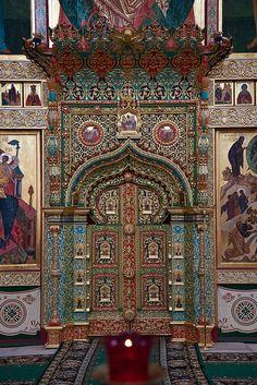 Solovetskiy Monastery, Russia