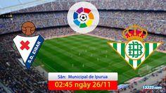 Nhận định Eibar vs Betis
