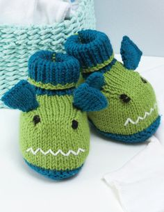 Martingale - Knit a Monster Nursery