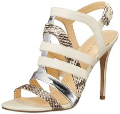 Ivanka Trump Women's Haslets Dress Sandal => Startling review available here  : Block heel sandals