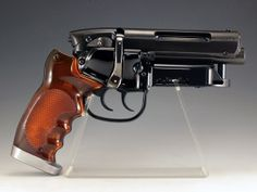 It has been very many years since I hankered after a water pistol. But this could be the chance to own a replica of Deckard's sidearm of choice.Any fan of Blade Runner will recognise the M2019 PKD blaster. This is Rick Deckard's (Harrison Ford) pistol of choice.Well, later on this ...