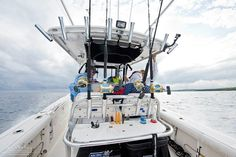 This time around Ocean Blue Fishing team and Sean Tieck and company headed to the Shepherds Island fishing a few new spots that they recently discovered.