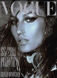 Vogue Itália - Dezembro 2010