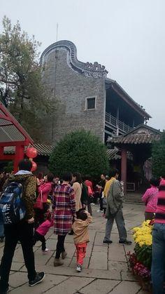 佛山黃飛鴻紀念館