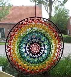 Sparkelz-creatief: Bij regen hoort...een regenboog!