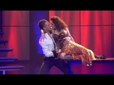 ▶ Tamara en Danny - Feeling Good van Michael Bublé - So You Think You Can Dance