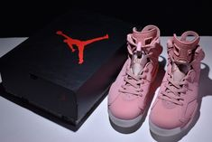 4f5ed87b9d0f7e 2018 Aleali May x Air Jordan 6 Retro