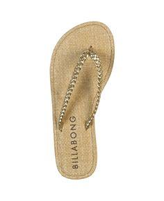 Billabong flip flops