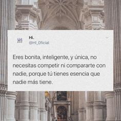 Magic Quotes, True Quotes, Positive Phrases, Positive Quotes, Love Phrases, Books For Teens, Tumblr Quotes, Instagram Quotes, Spanish Quotes