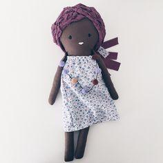 rag doll by Virginie Jolie