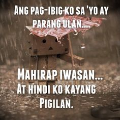 Pinoy PickUp Lines Tagalog Quotes Hugot Funny, Pinoy Quotes, Hugot Quotes, Tagalog Love Quotes, Love Quotes With Images, Love Quotes For Him, Me Quotes, Pick Up Lines Tagalog, Hugot Lines Tagalog