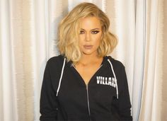 Khloe Kardashian's Blonde Hair — How She Keeps Her Color Fresh: Tips - Hollywood Life