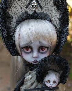 Evila Dead Victorian zombie girl                                                                                                                                                                                 More
