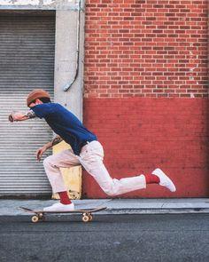 JNCO Industries Team JNCO Skateboard Great Photo Print Ad! Chris Livingston