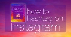 Louise Myers, Author at Louise Myers Visual Social Media Best Instagram Hashtags, First Instagram Post, Instagram Marketing Tips, Instagram Blog, Ig Hashtags, How To Use Hashtags, Social Media Marketing Business, Like Facebook, Blog Tips