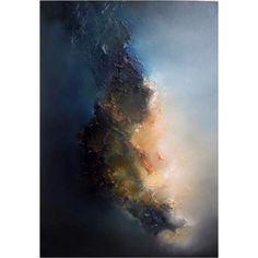 The hard piece by Taraneh Ebrahimi(Beauty Art Abstract) Abstract Oil, Abstract Landscape, Modern Art, Contemporary Art, Painting Inspiration, Amazing Art, Cool Art, Art Photography, Illustration Art