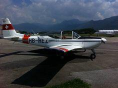 1975 FFA AS202/15 Bravo (160hp) for sale in (LSZL) Locarno, Switzerland => http://www.airplanemart.com/aircraft-for-sale/Single-Engine-Piston/1975-FFA-AS202-15-Bravo-160hp/10346/