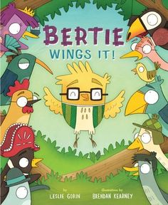 Come in and check out this new Children's book at Joint Base Charleston Libraries! Call # E GOR