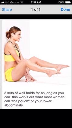 How To Get Rid Of Unwanted Belly Fat. Plan to try this after the doctor clears me for exercise.
