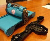Big Shot Repairs & replacing the small gear in the big shot