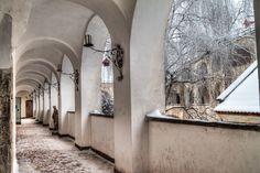 The corridor in the castle. by Sergey Filonenko on 500px