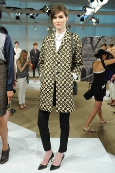 Ann Taylor Fall 2013 Preview