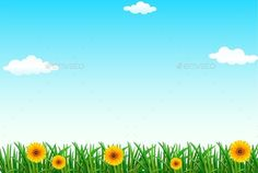 Buy A Clear Blue Sky by BlueRingMedia on GraphicRiver. Illustration of a clear blue sky Background Design Vector, Clear Blue Sky, Character Art, Vector Free, Illustration, Vectors, Fonts, Graphics, Plants