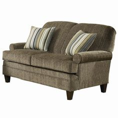 Charles Schneider Furniture Lynch Pebble Loveseat