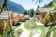 Südtirol-Chalets Valsegg