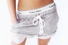 Kelvin Klein pants.