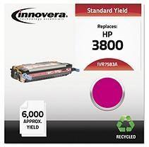 Innovera 3800 Remanufactured Laser Toner Cartridge, Select Color