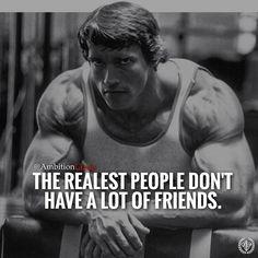 Conocidos muchos, pero amigos de verdad, solo unos cuantos. Nada de falsedades y bobadas.