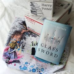 Bookish Mail is the best mail! Thank you @rana_resln for The Glass Sword! I cannot wait to read this series in its entirety now. I'm trying NOT to fall behind in my book challenge pictures.... So Day 10 of the #nerdybookchallenge Bookish Superpowers. I have so much reading I want to do and not nearly enough time. I have to agree with Alexis and would love the ability to read my entire to be read pile and fully enjoy each book in a month or maybe less. WHERE IS MY TARDIS? Bag by @eviebookish…