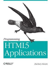 HTML5 is not just a replacement for plugins. It also makes the Web a first-class development environment by giving JavaScript programmers a solid foundation for building industrial-strength…  read more at Kobo.