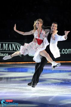 Tanith Belbin & Ben Agosto - Shall We Dance on Ice 2015 | Flickr - Photo Sharing!