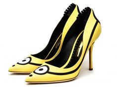 Minions Fashion Collection: Giles Deacon, Rupert Sanderson Team Up For Despicable Me | Marie Claire