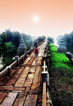 Anping Bridge, China