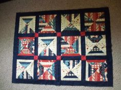 #joscountryjunction Little quilts are sometimes the best!