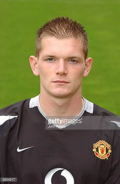 902b02e775f A pre season portrait of Ben Williams of Manchester United Man United, Manchester  United,