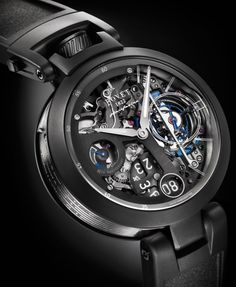 Bovet Pininfarina Tourbillon Ottana Watch