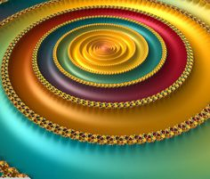 """Fractal art  fractal - Noun A curve or geometric figure, each part of which has the same statistical character as the whole. Adjective Relating to or of the nature of a fractal or fractals: """"fractal geometry""""."""