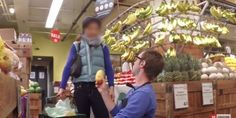 Pretending To Work At Whole Foods Is Really Funny